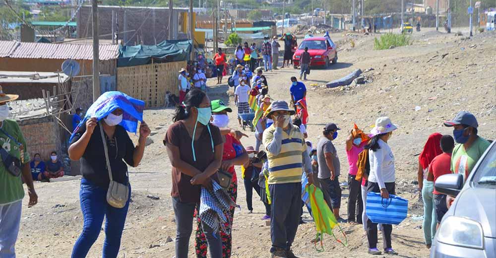 Ica sería el epicentro de la pandemia en la zona sur del Perú