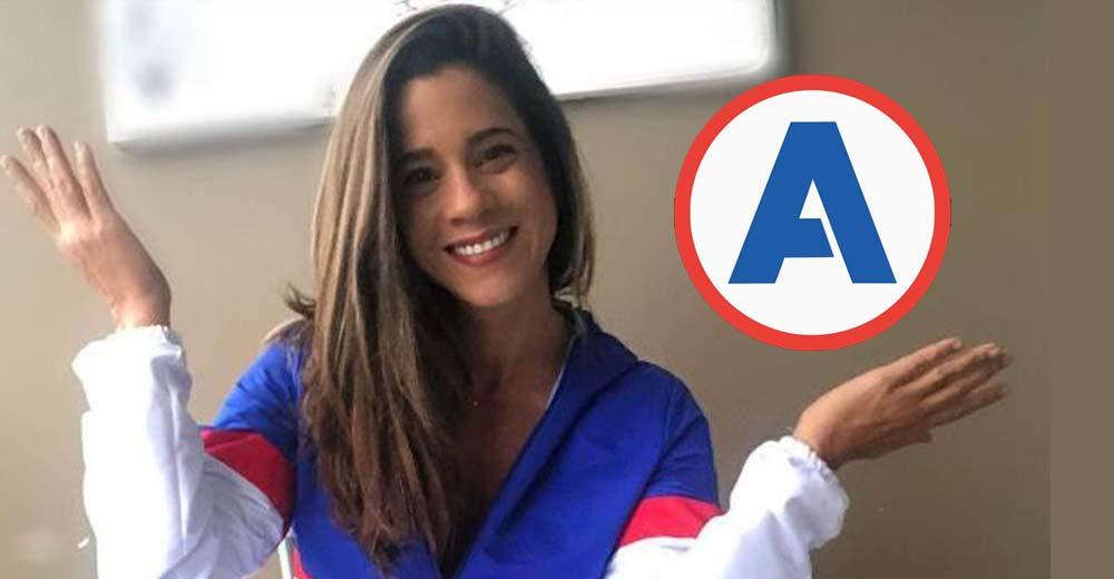 """Exchica reality y actriz dijo que el Perú """"necesita un cambio con rumbos claros""""."""
